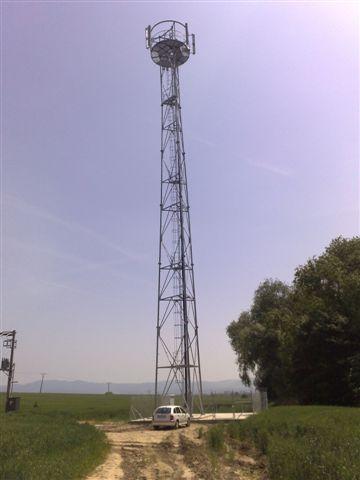 Telekomunikačné veže